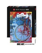 Puzzle e rompicapi multicolore sul Arte