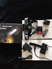 CREE XML T6 LED 50000 Hrs Aviation Alloy Bike Bicycle Light Headlight Strap