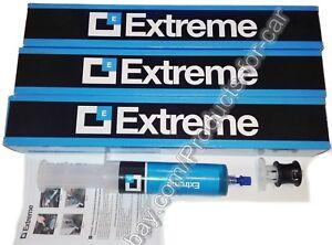 3X ERRECOM EXTREME 30ml KFZ-Klimaanlagen Dichtmittel Klimaanlagendicht R134a