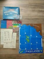 VINTAGE 1982 WAR IN THE FALKLANDS WORLD WAR II ROLE PLAYING GAME MAYFAIR