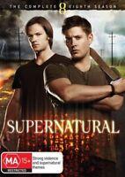 Supernatural : Season 8 (DVD, 6-Disc Set) NEW