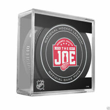 Detroit Red Wings Farewell Season The Joe 2016-17 Sherwood Official Game Puck