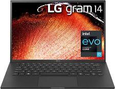 "LG Gram 14Z90P 14""WUXGA (1920 x 1200) i7 1165G7 16 512GB SSD 14Z90P-K.AAB8U1"