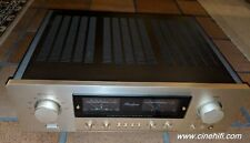 Accuphase E 306 V stereo integrated amplifier.