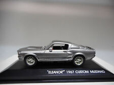 Raro Gone in 60 Seconds Eleanor 1967 Ford Mustang Greenlight 1 43