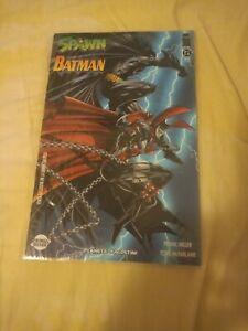 comic crossover spawn Batman en español