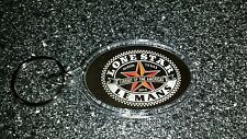LONE STAR LEMANS  2014 CURCUIT OF THE AMERICAS   KEYCHAIN   FROM AUSTIN,TX.