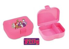 Filly grosse  Brotdose Lunchbox rosa / pink