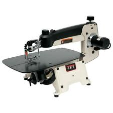Scroll Saw 13 Amp Keylessremovable Blade Slotted Table Built In Wrench Steel