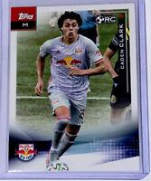Caden Clark 2021 Topps MLS Soccer Rookie RC Red Bull New York FC #179