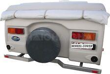 """Wheel Cover suits RV Motorhome Caravan Spare Wheel 14"""" Tyres up to 62cm Diameter"""