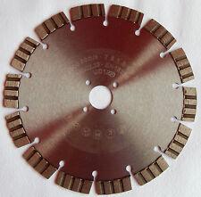 Spezial - Diamanttrennscheibe für Lamello  Maschinen 200 mm Turbo 10 mm