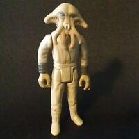 Squidhead Squid head Vintage Kenner Star Wars Action Figure 1983 Original