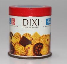 alte Blechdose Bahlsen Dixi Keksdose für Kaufladen Puppenküche  #G386
