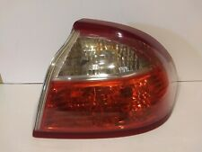 2004-2007 Saab 9-3 Convertible Tail light assembly right side used genuine Oem