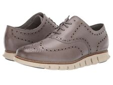 Men's Shoes Cole Haan ZEROGRAND WING Oxfords Leather C25007 IRONSTONE / IVORY