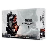 Adepta Sororitas Sisters of Battle Battleforce Box Army Set Warhammer 40K 11/29!