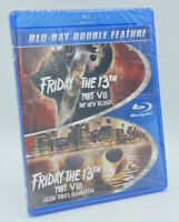 Friday the 13th Part VII: The New Blood / ... Part VIII: Jason Takes Manhattan..