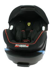 Siège auto Ferrari groupe 0+ De 0 à 13 Kg - ultra confortable-avec base