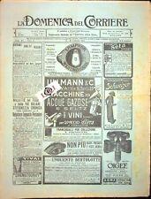 La Domenica del Corriere 16 - 23 Febbraio 1913 anno XV numero 7