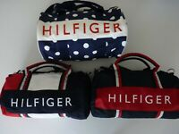 NWT Tommy Hilfiger Logo women's Mini Duffel Bag