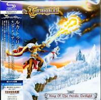 LUCA TURILLI-KING OF THE NORDIC TWILIGHT-JAPAN MINI LP SHM-CD F83
