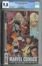 Marvel Comics Presents #6 CGC 9.8 2nd Print Variant 1st App Wolverine's Daughter