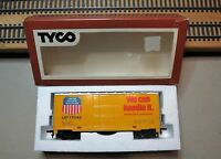"""TYCO 371-B HO Scale 40' HIGH CUBE BOXCAR (Ugly Duckling) """"UNION PACIFIC"""""""