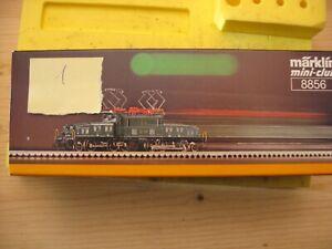 Märklin spur Z 8856 modell nr.1