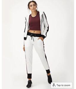 Michi Interstellar Sweatsuit Women's XS Comfy Track Zip Up Tech Athletic Pockets