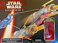 Star Wars Prequels Episode 1 Anakin Skywalker's Pod Racer MISB