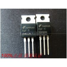 5PCS X FDP22N50N TO-220 500V 22A N-channel FET