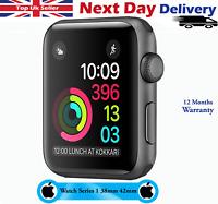 Apple Watch iWatch Series 1 1st Gen 38MM 42MM Sport Various Colours Grades Uk