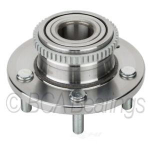 Wheel Bearing and Hub Assembly Rear BCA Bearing fits 01-06 Hyundai Santa Fe