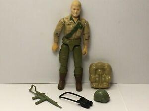 1983 Hasbro GI Joe Duke Mail Away Action Figure Complete