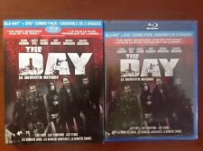 Combo Pack : the Day & Le Dernier  Refuge    (Blu-ray )  New Factory Sealed.