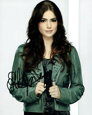 Janet MONTGOMERY SIGNED Autograph SEXY 10x8 Photo AFTAL COA Human Target
