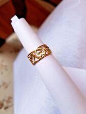 Estate  Ring Gold ELEGANT