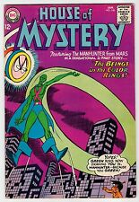 Dc House of Mystery #148 January 1965 Vintage Comic