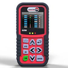 Injectronic CJ250, Automotive OBD2 Diagnostic Scantool, Enhanced Code Reader