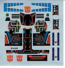 Figuras de acción de Transformers y robots del año 1985, Transformers G1