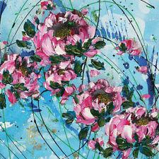 Clare Sykes - Skyfall - Ready Framed Canvas