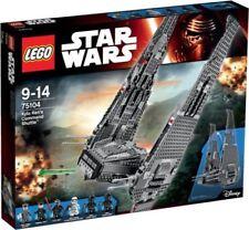 Minifiguras de LEGO caja Kylo Ren