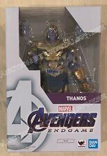 Avengers Endgame Thanos S.H.Figuarts Bandai Tamashii Nations Figure In Stock New