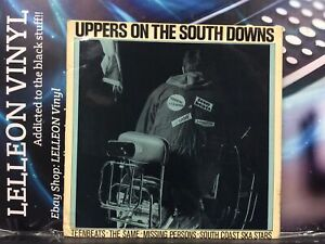 Uppers On The South Downs Compilation LP Album Vinyl Record UPP1 A1/B1 Rock 80's