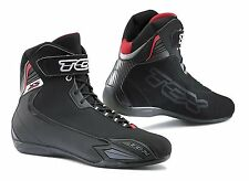 TCX X-Square Sport Motorcycle Boots Black Men's 12.5/ EU47
