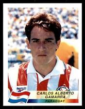 Panini France 98 (Danone) – Paraguay Carlos Alberto Gamarra