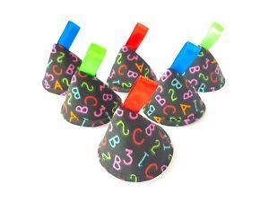 Black ABC / 123, Pee Pee TeePee x 6 // Wee Wee // Baby Shower / Newborn Boy Gift