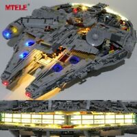( update )LED Light Up Kit For LEGO 75192 Star-Wars Ultimate Millennium Falcon