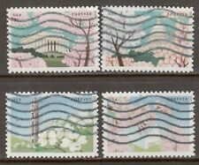 Scott #4982-85 Used Set of 4, Gifts of Friendship (Off Paper)